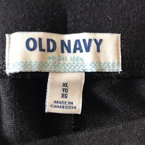 Old Navy Pants - Black Old Navy sweat pants/jogging pants, XL